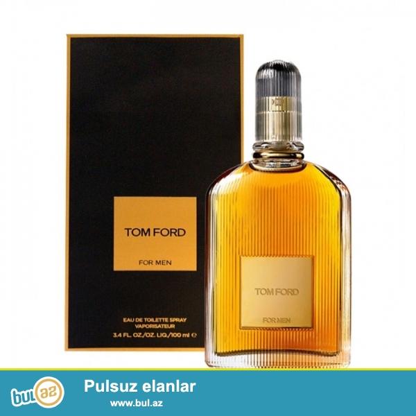 ✅Ad: Tom Ford<br /> ✅Model: For Men<br /> ✅Cins - Kişi<br /> ✅Ölçü:<br /> ➖Edt 50ml 109azn...