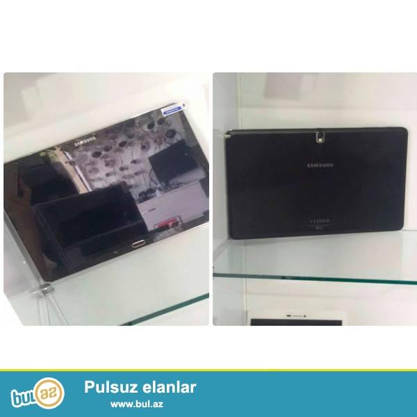 Ekran olcusu- 10.1 <br /> Prosessor- samsung exynos 5420 <br /> Emeliyyat sistemi - Android 4...