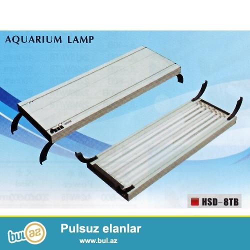 Ölçüləri: 910x341x45mm<br /> Lampalar: 8x39W/T5<br /> Təzə, asmaqda mümkündür, akvariumun üstünə qoymaqda