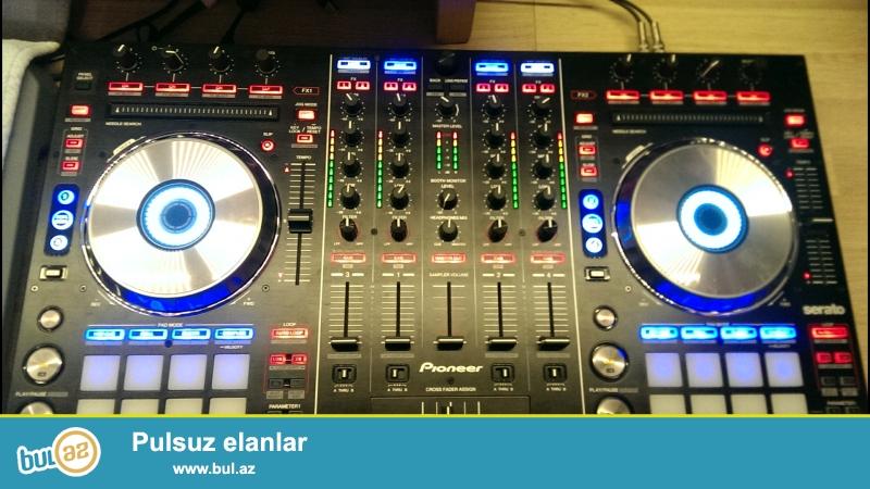 Pioneer DDJ SX, dj aparatura, controller<br /> demek olarki tezedir...