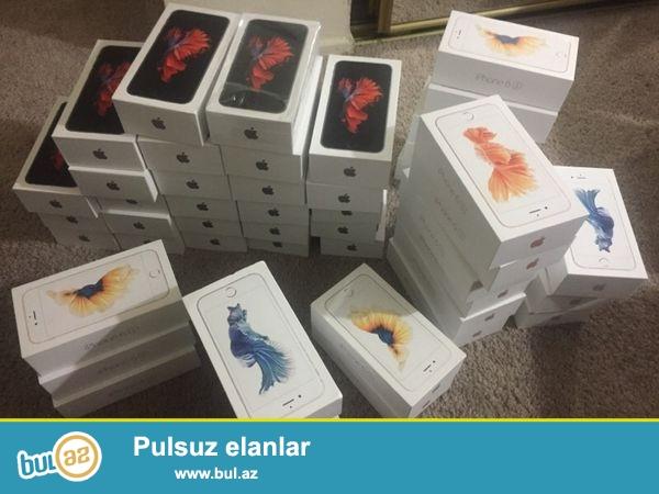 Iphone 6s yeni pakofkada satilir. Dubay versiyasidir...