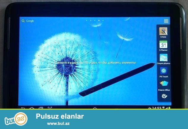 Original, Planwet Samsung Galaxy Note 10.1,  hec bir cizigi yoxdur...