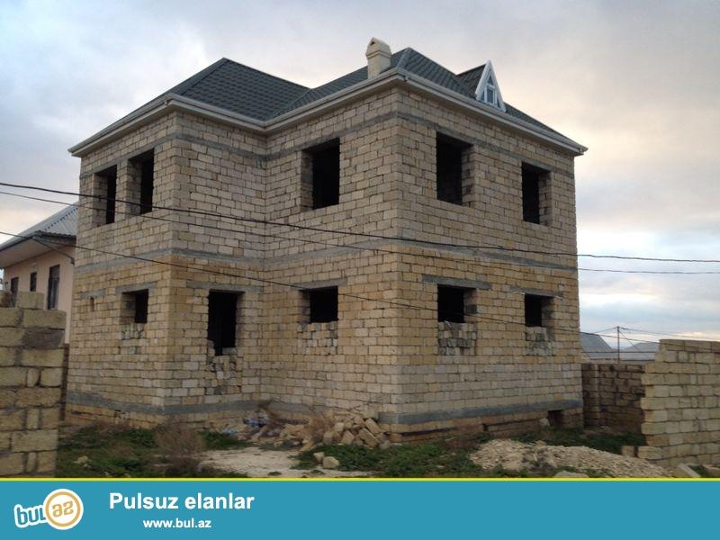 TECİLİ!!! Ekoloji cehetden temiz yerde, 28 may qesebesinde, DYP-ne catmamiş heyet evi satilir...