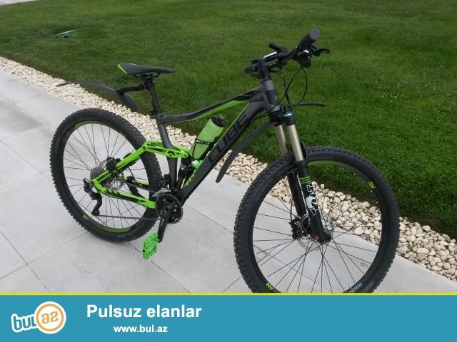 Общие характеристики<br /> Тип<br /> горный (MTB), all mountain <br /> Вес велосипеда<br /> 14...
