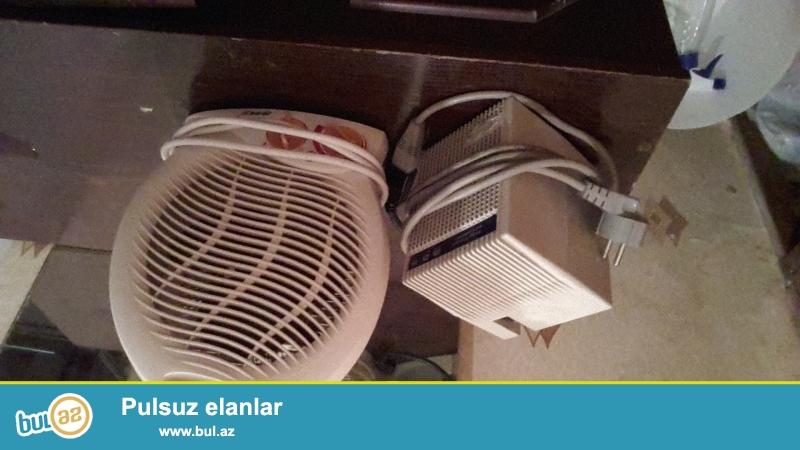 ventilyator isti ve soyuq hava