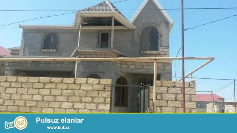 ЭКСКЛЮЗИВ!!! В одном из самых престижных пригородов нашего города, в экологически чистом районе поселке Махаммади, новый массив по дороге Кюрдаханы с правой стороны продается частный дом...