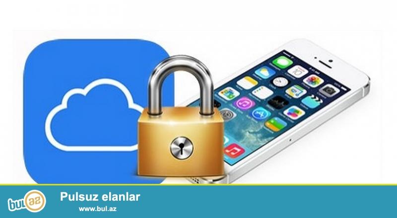 iphone 3,3g,4, ipod touch ve ipad modellerinin icloud kilidinin berpa etmek ucun program satilir...