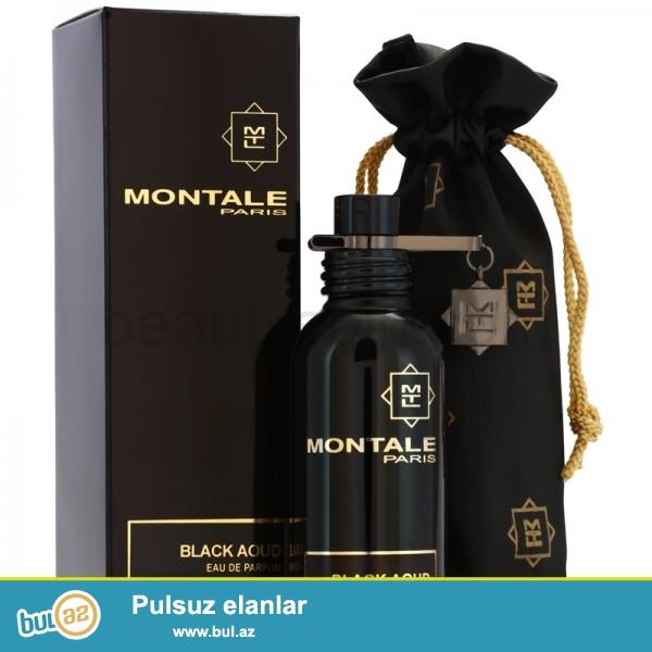 ✅Ad: Montale<br /> ✅Model: Black Aoud<br /> ✅Cins - Unisex<br /> ✅Ölçü:<br /> ➖100edp 129azn...