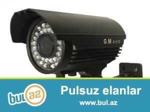 Bütün növ CCTV kamera sistemlərinin zəmanətli satışı və quraşdırılması...