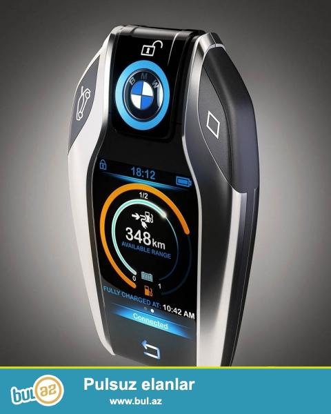 YEni.Bağlı qutuda.Çatdırılma pulsuz<br /> YENI 2016 MODEL Pult dizaynli BMW 7 Telefon...