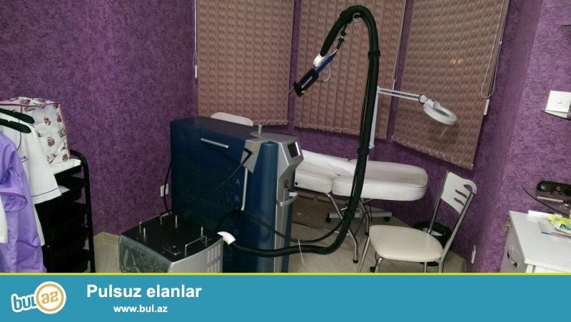 Tecili arion aleksandrit lazer aparati satılır.her cur çeşidde lazer epilyasiya aparatlarin satışı movcuddur