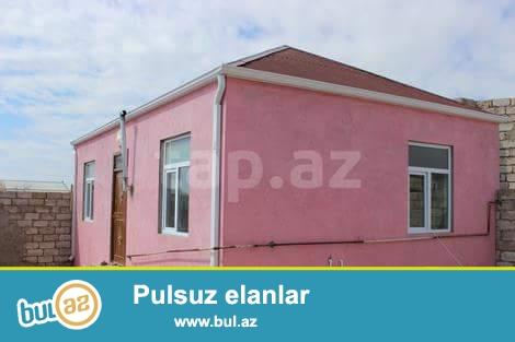 Tecili mestaga qes kirov dairesinin yaninda 128 nomreli mektebden 170 metr araligda yerlesen 2 otagli dairevi 2 dasla tikilen umumi evin sahesi 70 m2  ev satilir...