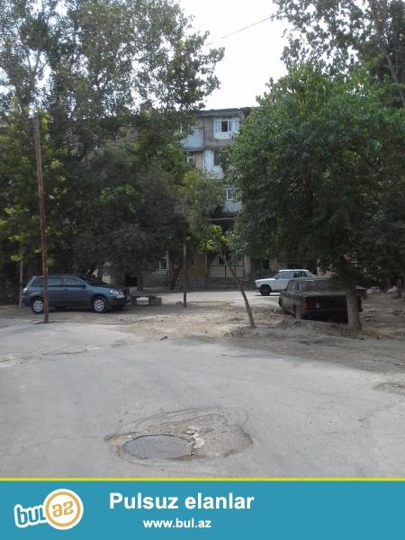 biləcərinin enişində metroya yaxın təzə avtovağzala yaxın 1 otaqlı ev satılır...