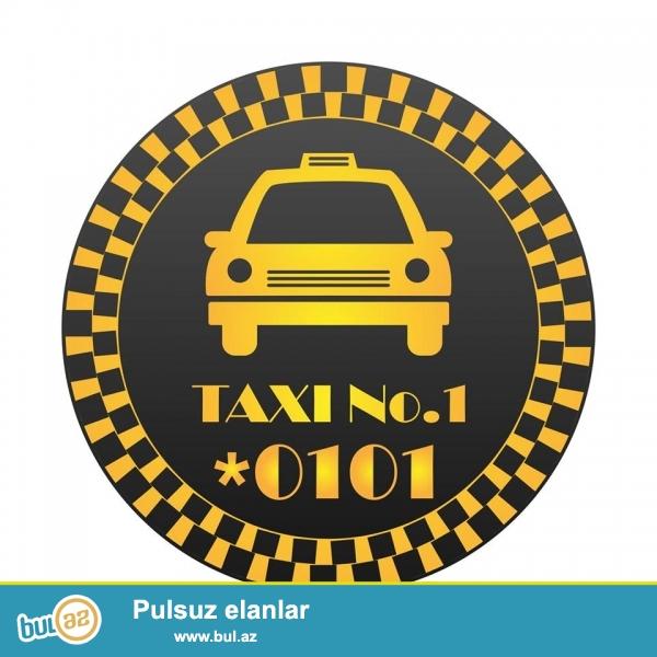 Taksi N 1şirkəti  öz şəxsi avtomobili olan professional oğlan sürücüləri Taksi xidmətində çalışmağa dəvət edir...