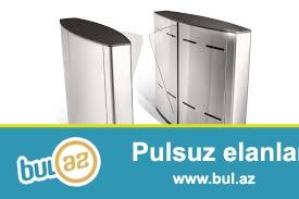 VİP Electronics security Systems şirkəti ən tanınmış Türk Turniket markalarının satışını və servisini təklif edir...