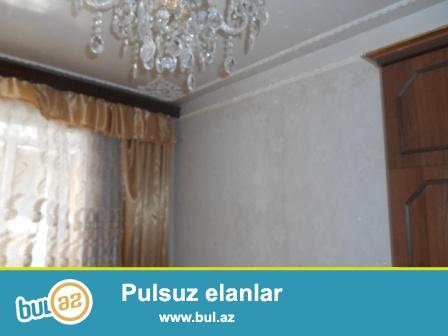 В престижном районе столицы,  напротив Ясамальского «Асан Хидмят» сдаётся 1-на комнатная квартира со всей обстановкой...