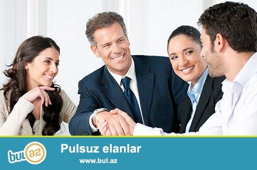 Beynəlxalq Şirkətin Azərbaycandakı Bakı baş ofisinə işə qəbul başlandı...