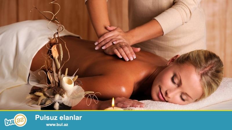 Mualicevi massaj Salonuna tecili isci qizlar teleb olunur...