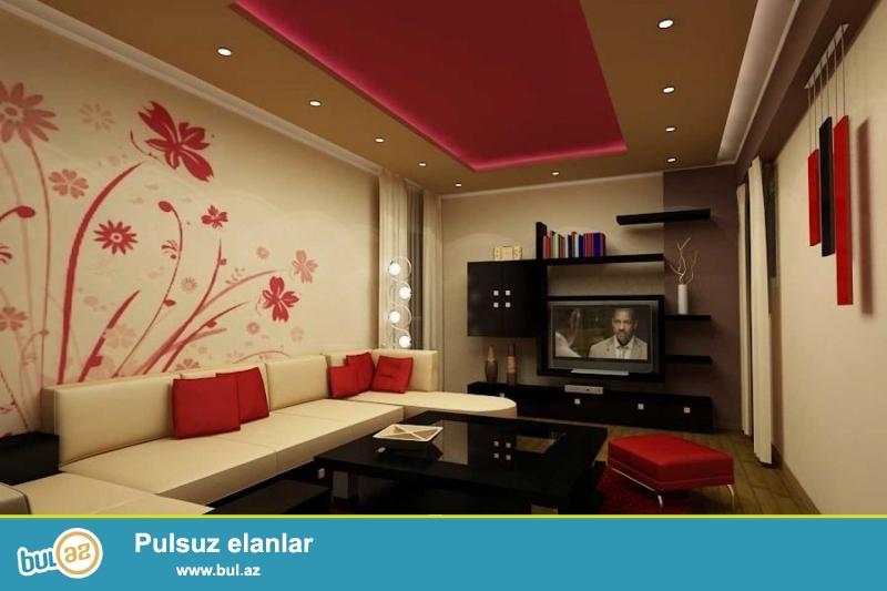 Her qiymete interyer ve exteryer temir de daxil dizaynlarin verilmesi ve divarda resm dekor islerin cekilmesi xidmeti 055 826 07 41