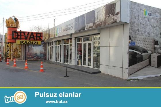 **РУФАТ*АЙНУР** Hesen Eliyev kucesi, Meqa Store marketinin yaxinliqinda  obyekt  satilir...