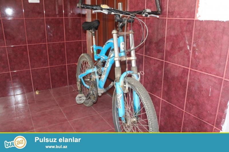 26-lıq Olympia velosipedi.Yaxşı vəziyyətdədir...