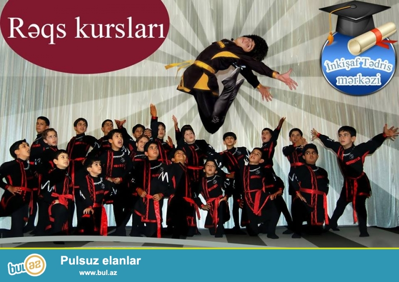 Inkishaf Tedris Merkezi Sizi yüksək keyfiyyətli BEY GELİN reqs kurslarına dəvət edir...