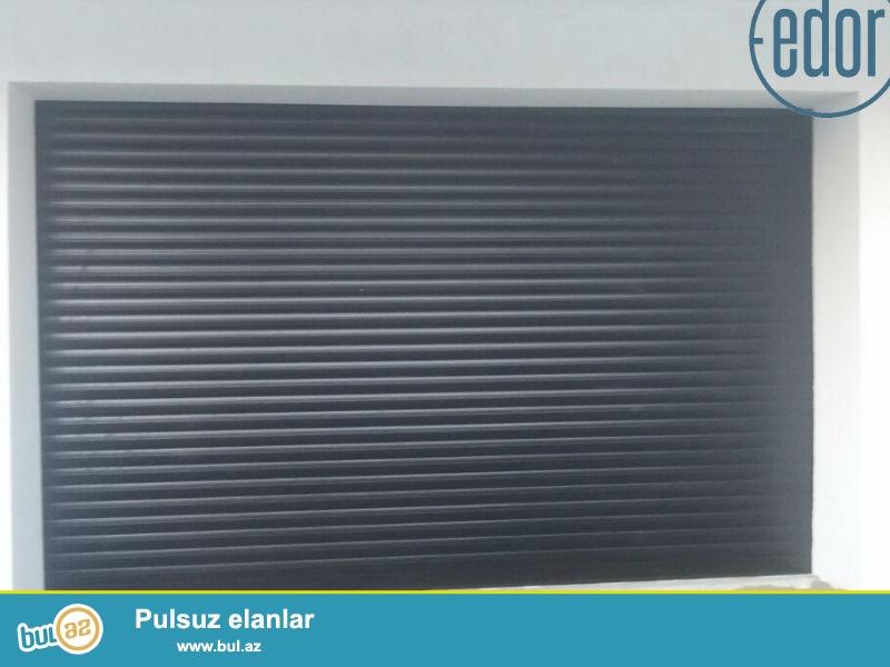Edor şirkəti olaraq sizə jalüz və panel qapılarının satışını, quraşdırılmasını və servisi xidmətlərini göstəririk...
