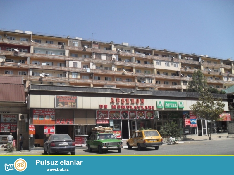 Xırdalan şəhərində , köhnə bazarın yanında , LENİNQRAD PROEKTİ olan 4 otaqlı mənzil satılır ...