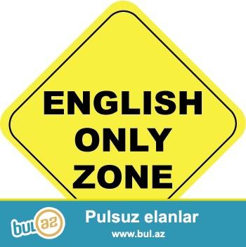 Уроки проводятся только на английском языке, вне зависимости от вашего уровня...
