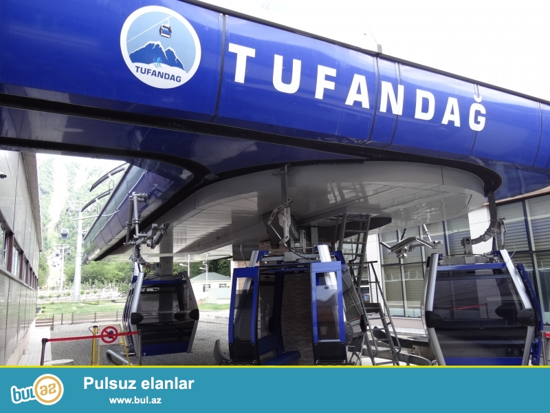 Gabala - Tufandagh Ropeway tour - weekdays and weekends<br />