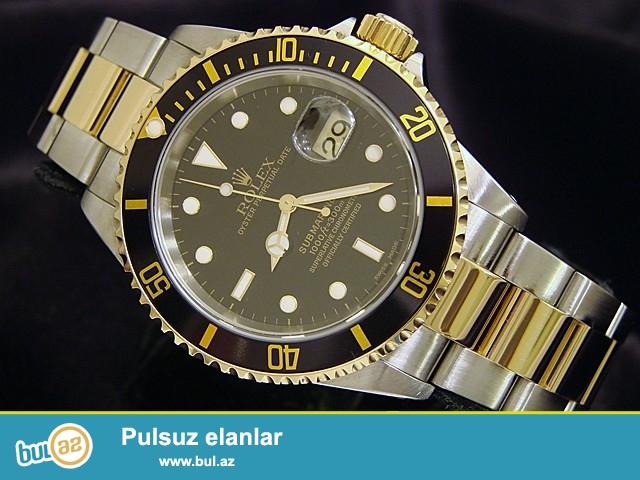 Rolex kisi saati karopka ve hediyye paketi ile birlikde nar nomrede watsapp vardir diger saat modelleri ile maraqlanan ciddi fikirli sexsler elaqe saxlaya bilerler