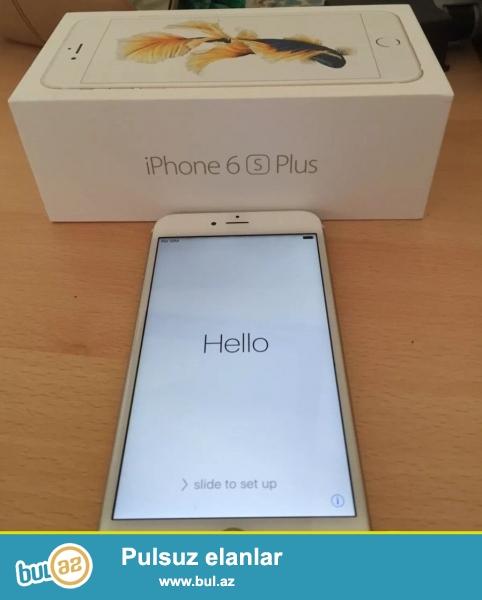 Apple iPhone 6s 16GB.<br /> .<br /> istifadəçi kitabçası:<br /> <br /> Brand Apple<br /> Model iPhone 6s<br /> <br />  Daha ətraflı məlumat üçün bizimlə əlaqə saxlayın<br /> <br />  Skype: Unbetable...