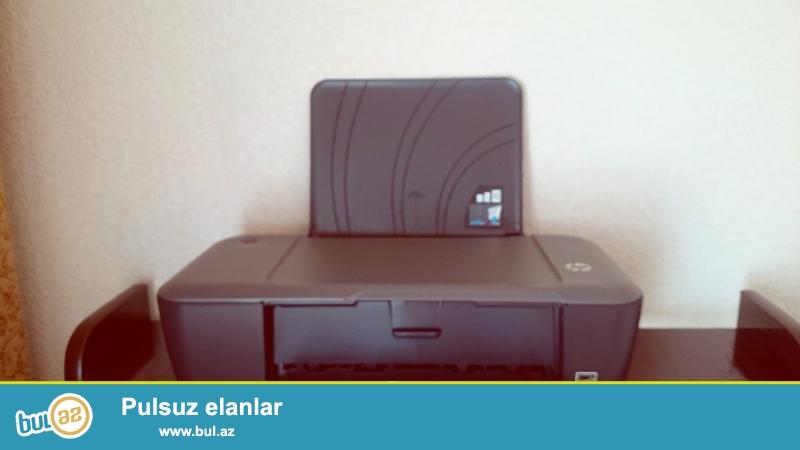 çox ucuz qiymətə hp printer,sadəcə katrici bir az kraska buraxdıgı üçün dəyişməlidi katrici...
