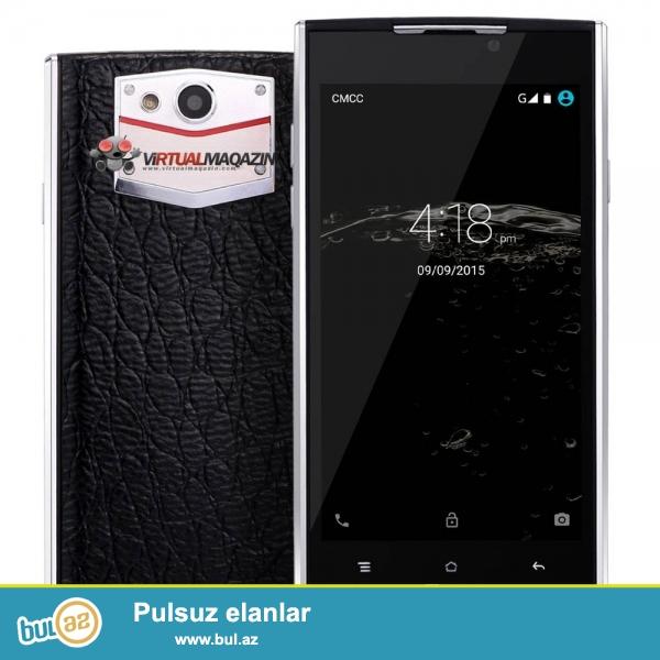 Yeni metal korpuslu telefon<br /> Çatdırılma pulsuz<br /> Bu Məhsul Quad Core CPU Android 5...