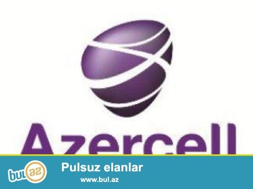 Azercell Bakcell Nar 050-055-070-434-39-49 satıram bu nömrəni...
