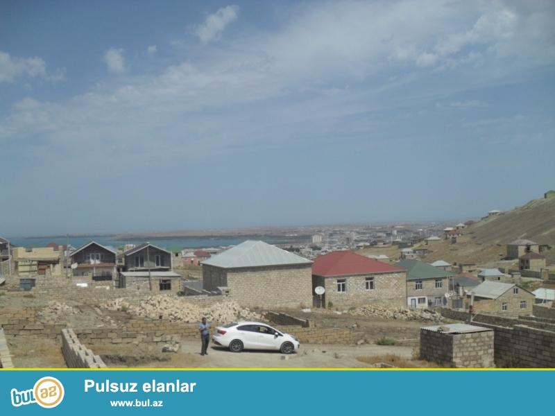 Abşeron rayonu Hökməli qəsəbəsi at yalı ərazisi deyilən yolda , 50 sot torpaq sahesi satılır ...