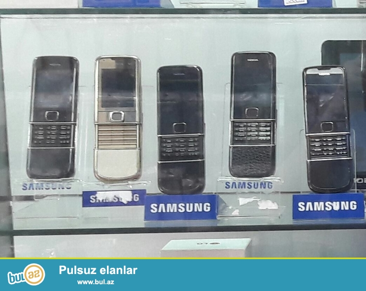 Samsung A3 2016  cox seliqeli islenib cuzi azmaz ciziqlari var bilinmir...