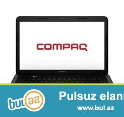 HP Compaq CQ58-379SR (D4Z15EA),Intel® Core™ i3-2348M (2,3 ГГц, keş yaddaş L3 3 МБ),4 GB DDR3,500 GB II 5400 RPM,HD BrightView diaqonal 39,6 см (15,6düym) (1366 x 768) , VİDEOKARTA Intel HD 3000 (до 1,65 ГБ), Bluetooth 4...