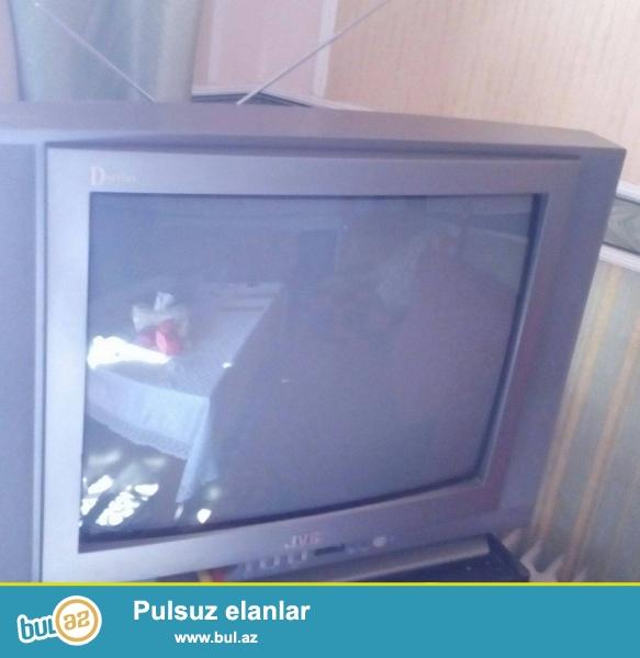JVC televizor satılır. Keyfiyyətli Yaponiya məhsulu...