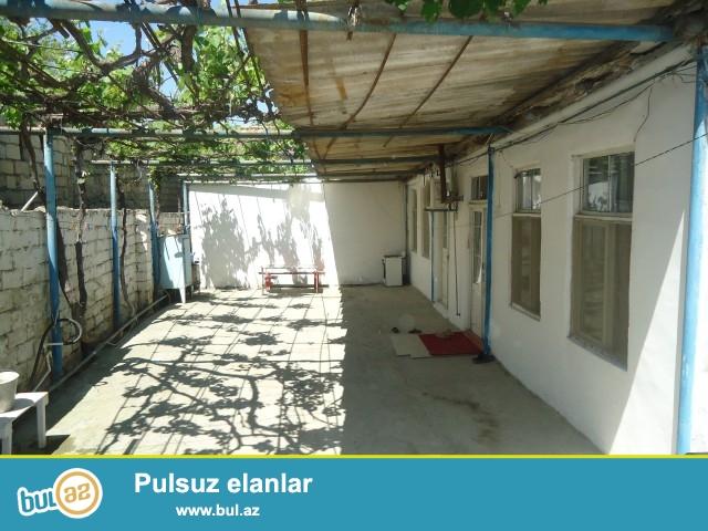 Sabunçu rayonu Zabrat 1 qəsəbəsi, Hərbi zavodun arxasında, 4 sot torpaq sahəsində, ümumi sahəsi 120 kv...