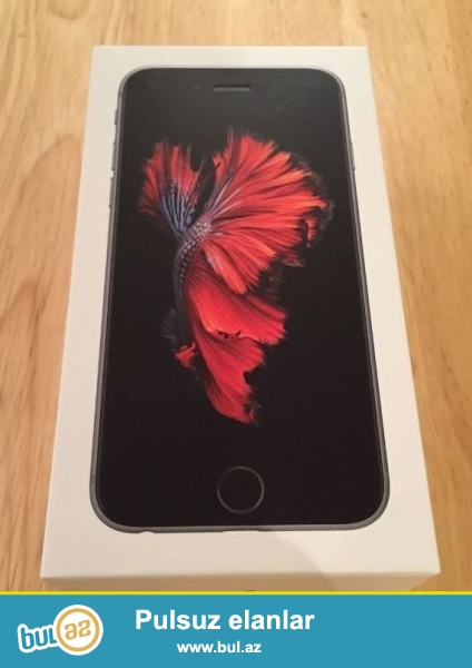 Apple iPhone 6S 128GB - Space Grey.<br /> .<br /> istifadəçi kitabçası:<br /> <br /> Brand Apple<br /> Model iPhone 6s<br /> <br />  Daha ətraflı məlumat üçün bizimlə əlaqə saxlayın<br /> <br />  Skype: Unbetable...