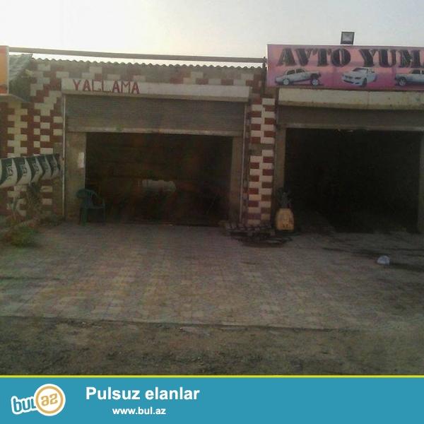 Stansiya Qala - da yol kenarinda TECILI MOYKA satilir...