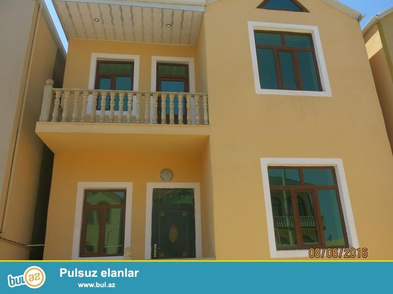#13#<br /> Xirdalanda  yeni tikilmiw villa satilir<br /> Tecili olaraq Xirdalanda 1...