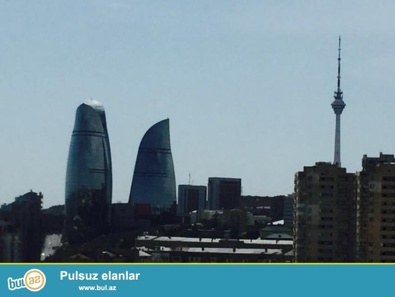 TECİLİ!!! TECİLİ!!! <br /> Yasamal rayonu Nerimanov prospektinde 17 mertebeli binanın 16-ci mertebesinde, ümumi sahesi 120 m2olan, 3 otaqlı  temirli   menzil satılır...