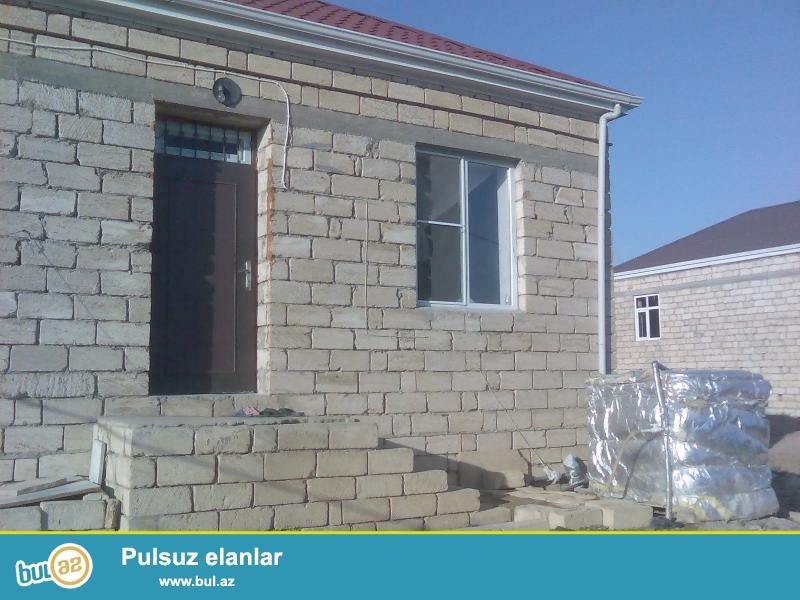 TƏCİLİ, ÇOX TƏCİLİ ! GÜZDƏK qəsəbəsində  KUPÇALI 3 otaqlı həyət evi  55 min...