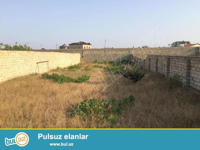 Şüvəlan qəsəbəsi , Həci Mövlan bağları ərazisində .şəxsi torpaq sahəsi satılır...