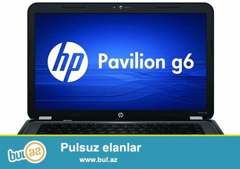 TƏZƏ KOMPUTER SATILIR<br /> HP Pavilion g6-2379sr <br /> Intel Core i5-3230M, 6gb ram, 500gb hdd,15...