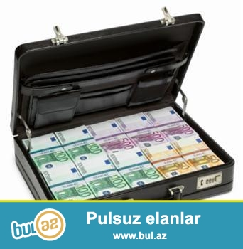 Biz hazır və mövcud investisiya var: liudmilakim222@gmail...