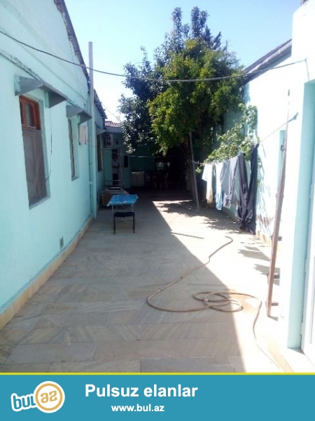 Bakı ş.Binəqədi r.6 mkr Nəsimi metrosunun yaxınlığında həyət evi kirayə verilir...