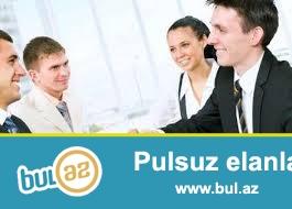-Məhsulların satışının təşkil olunmasi ,  idarəetme, sənədləşdirmə, kadr hazırlığı,  biznesin teskili ve idare  olunmasi ve...